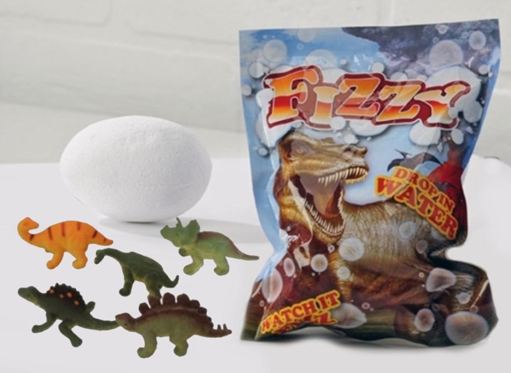 Dino Egg Fizzy Bomb Blind Bags