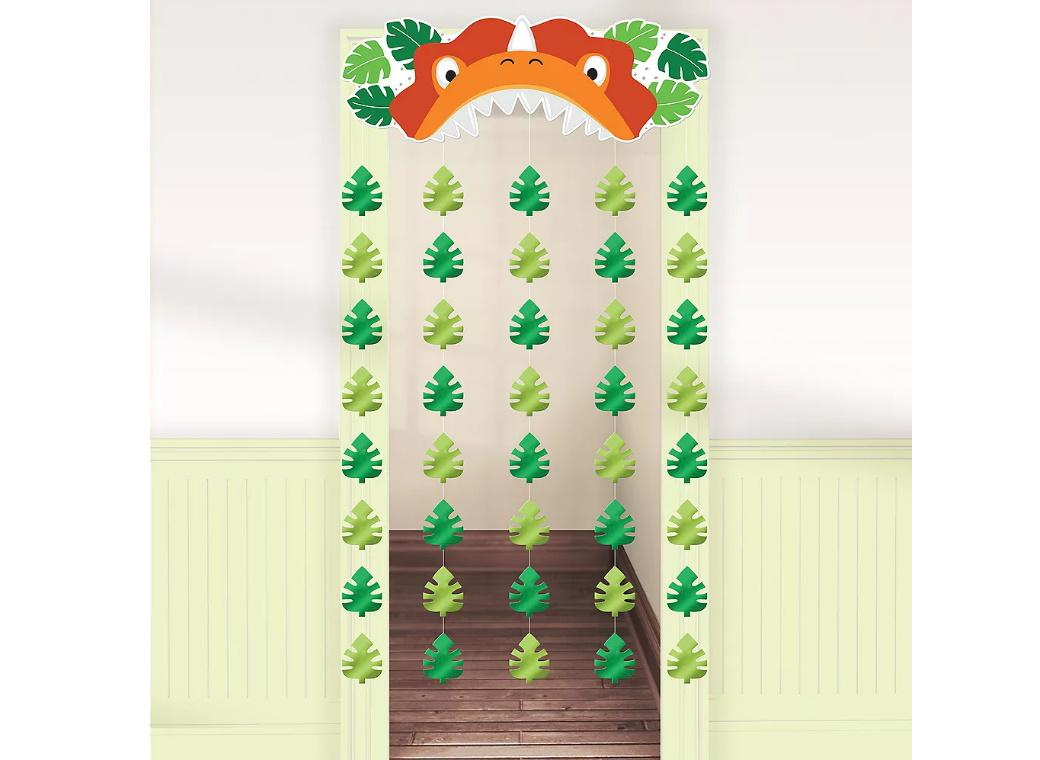 Dino-Mite Door Curtain