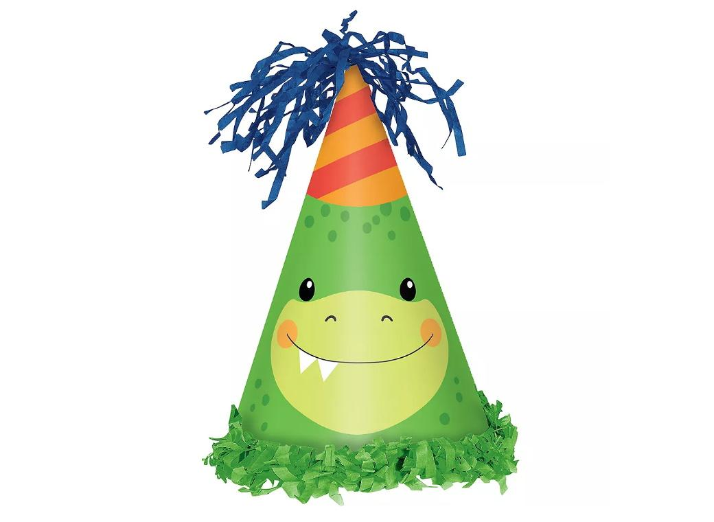 Dino-Mite Party Hat