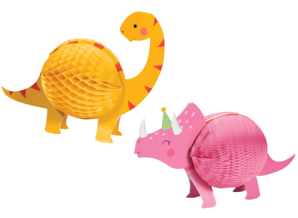 Dino Party Honeycomb Dinosaurs