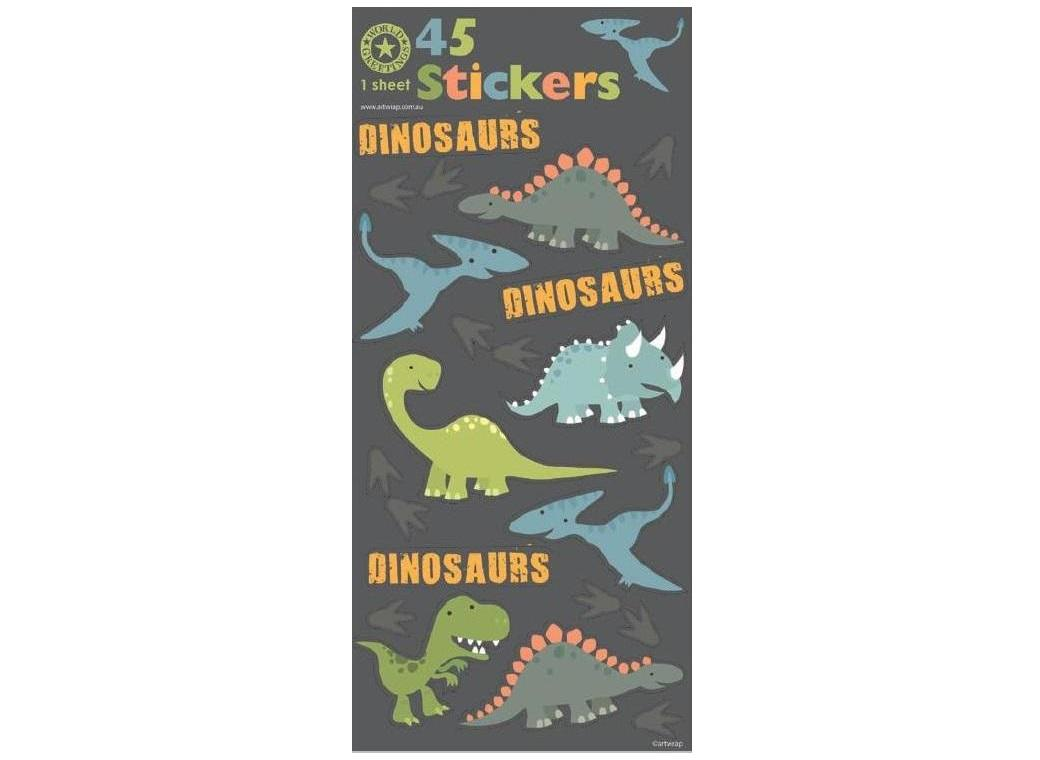 Stickers - Holo Dinosaurs