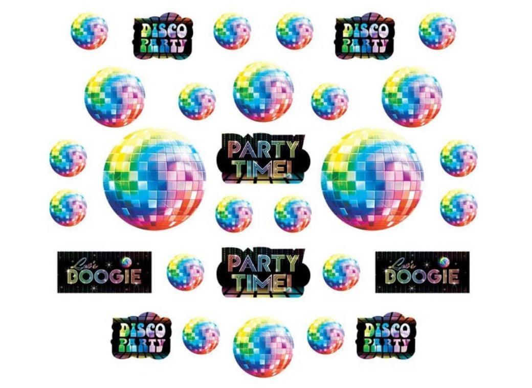 Disco Fever Cutouts