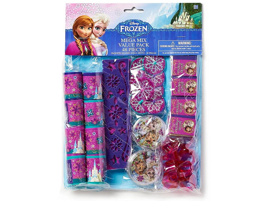 Disney Frozen - Mega Value Favour Pack 48pce