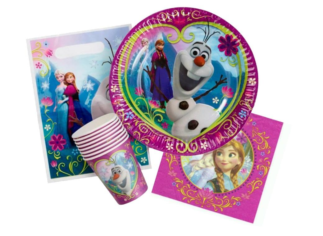Frozen Party Pack 40pce
