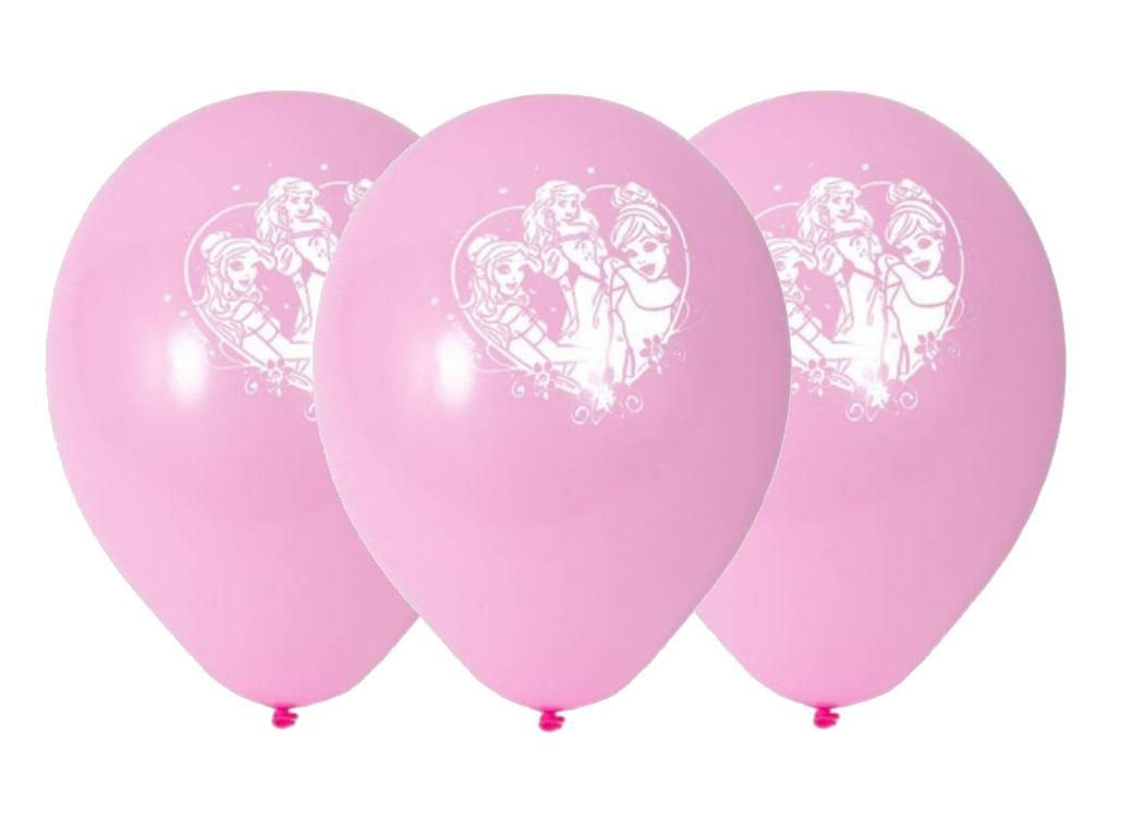 Disney Princess Balloons 6pk