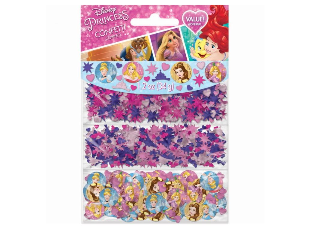 Disney Princess Confetti Value Pack
