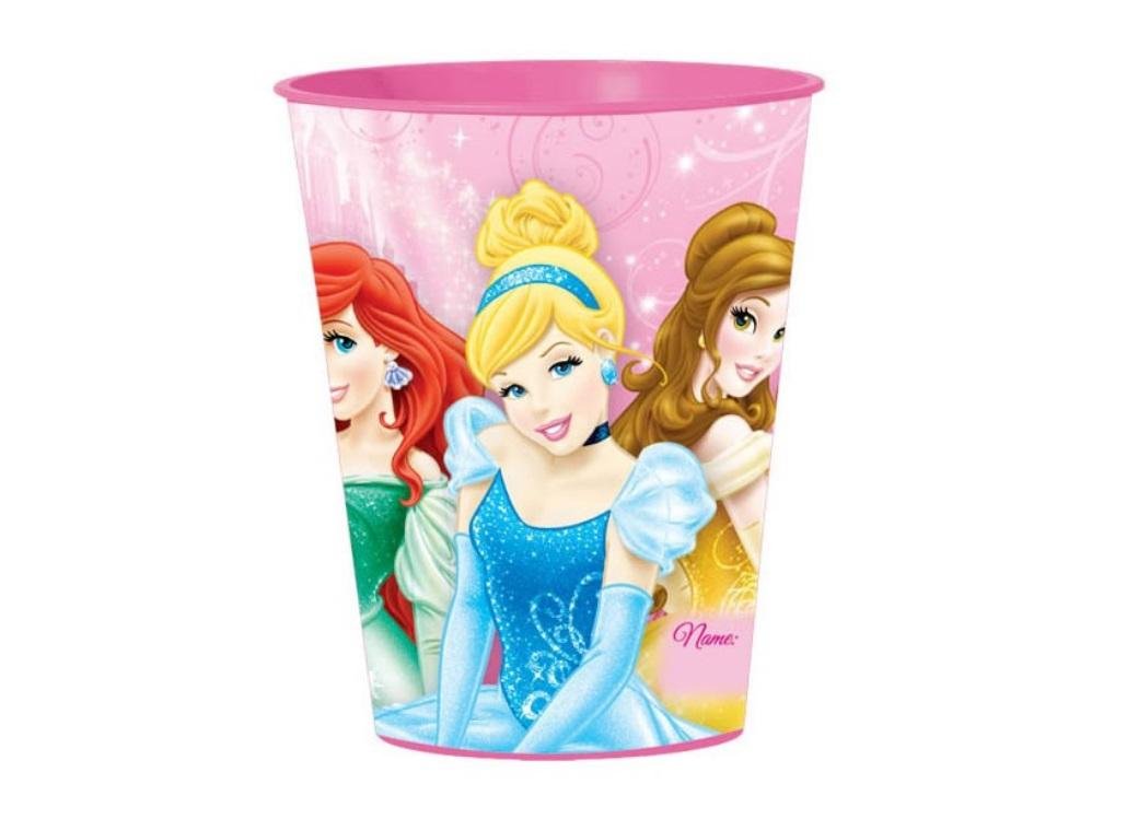 Disney Princess Keepsake Cup