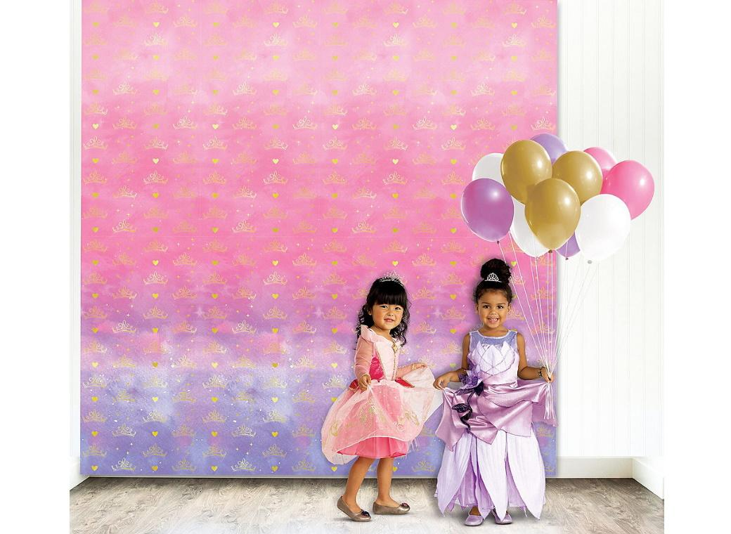 Disney Princess Once Upon A Time Backdrop