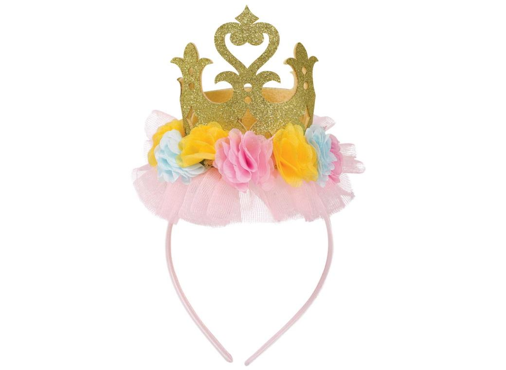 Disney Princess Deluxe Floral Crown Headband