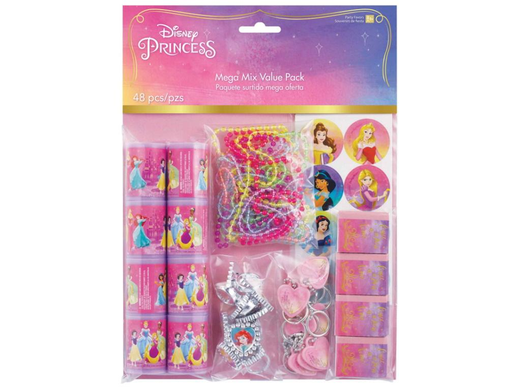 Disney Princess Once Upon A Time 48pce Favour Pack