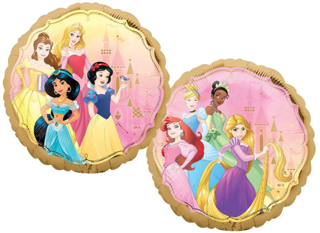 Disney Princess Once Upon A Time Foil Balloon
