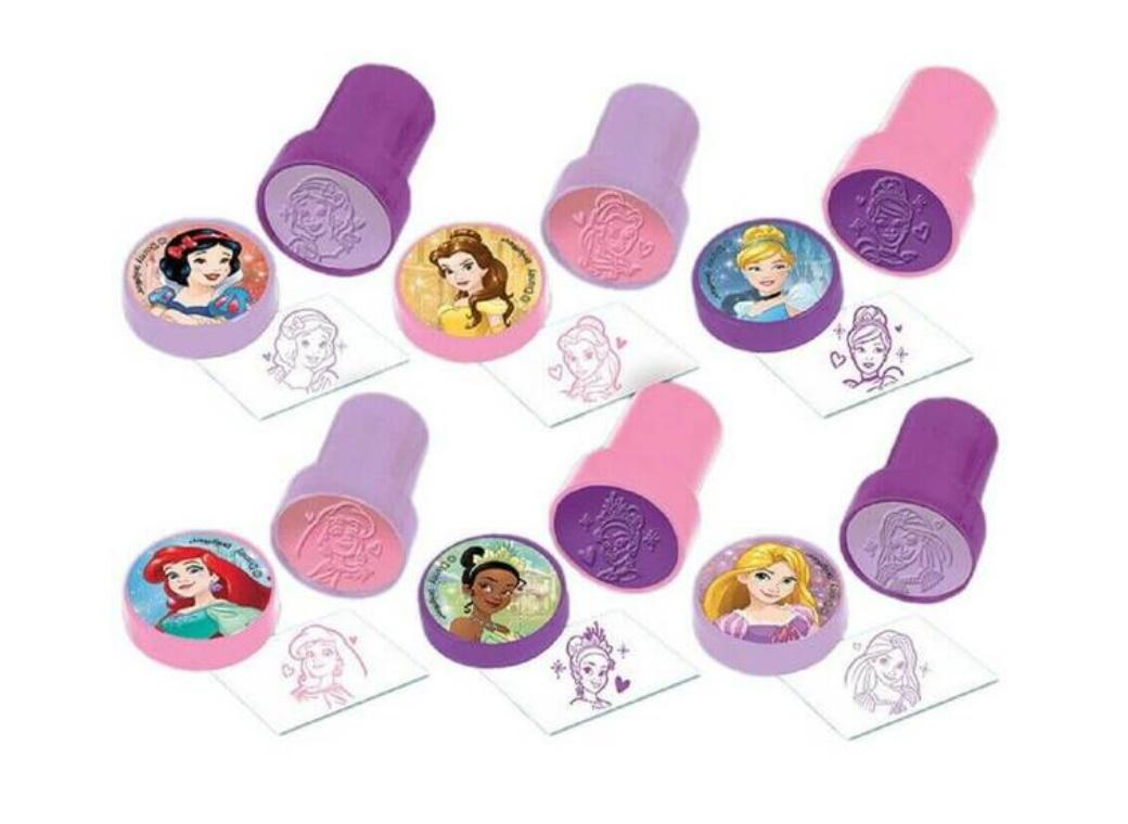Disney Princess Stampers 6pk