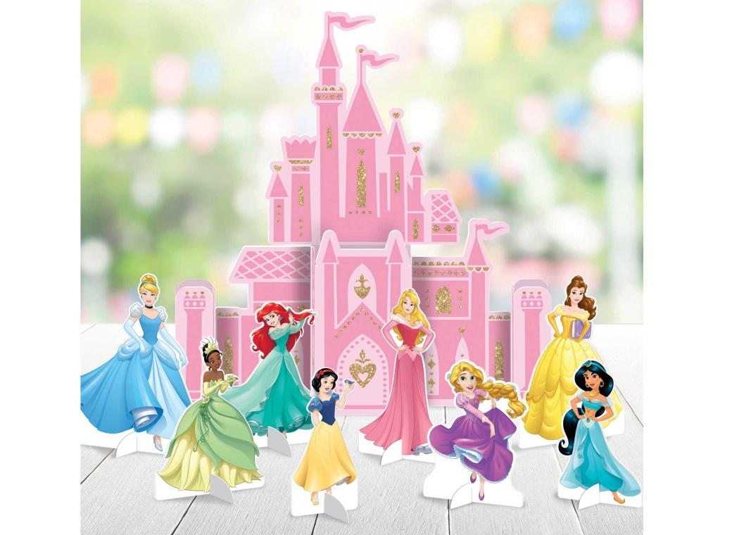 Disney Princess Once Upon A Time Table Decorating Kit