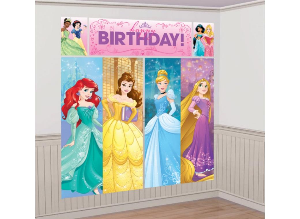 Disney Princess Wall Decorating Kit