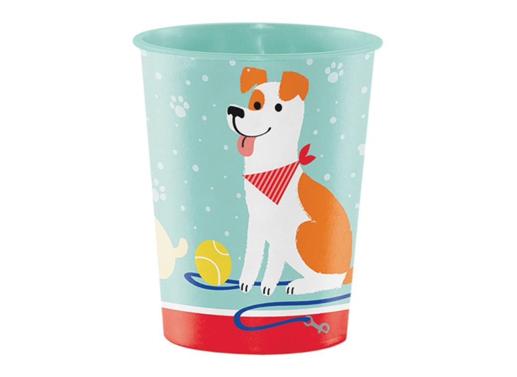 Dog Party Favour Cup