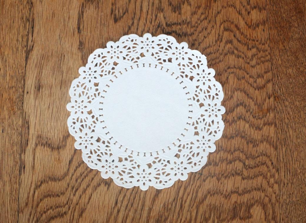 White Doilies - 166mm - 25 Pk