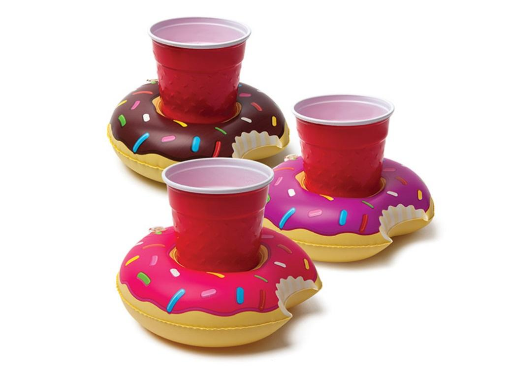 Donut Beverage Boats - 3pk LAST ONE