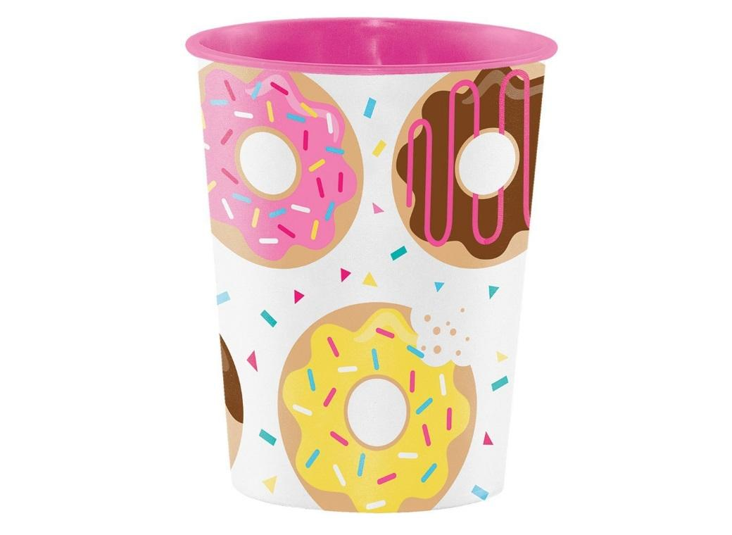 Donut Time Keepsake Cup