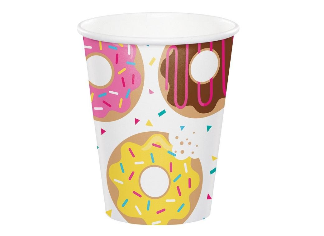 Donut Time Cups 8pk