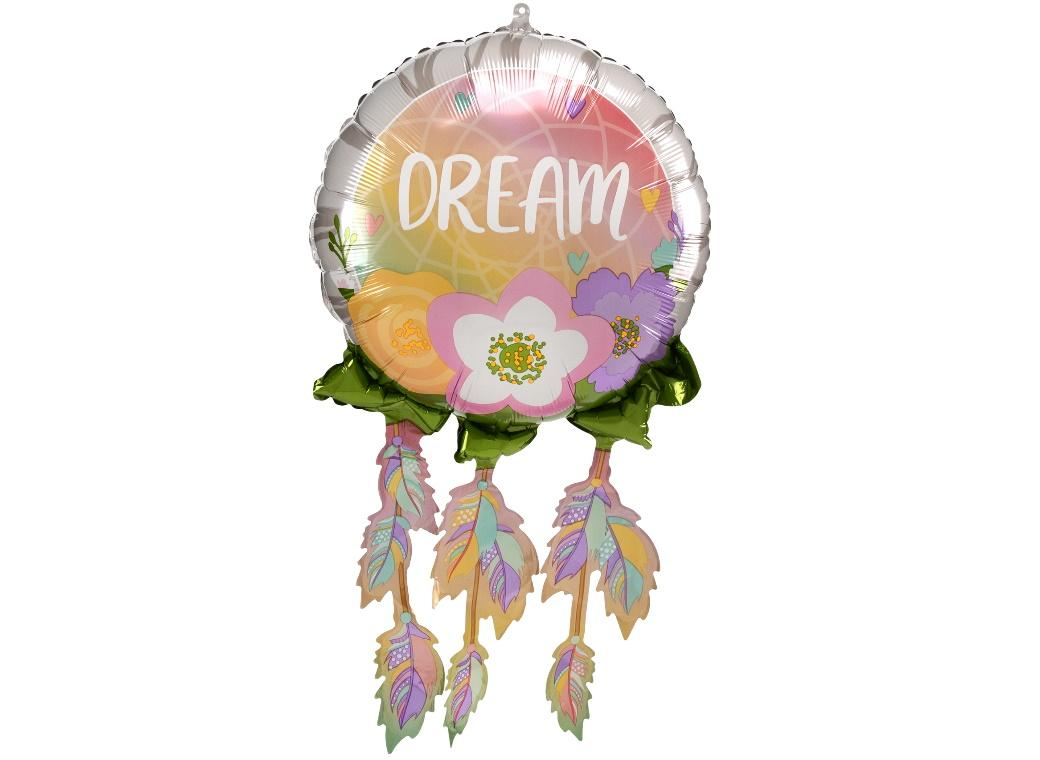 Dream Catcher Shaped Foil Balloon