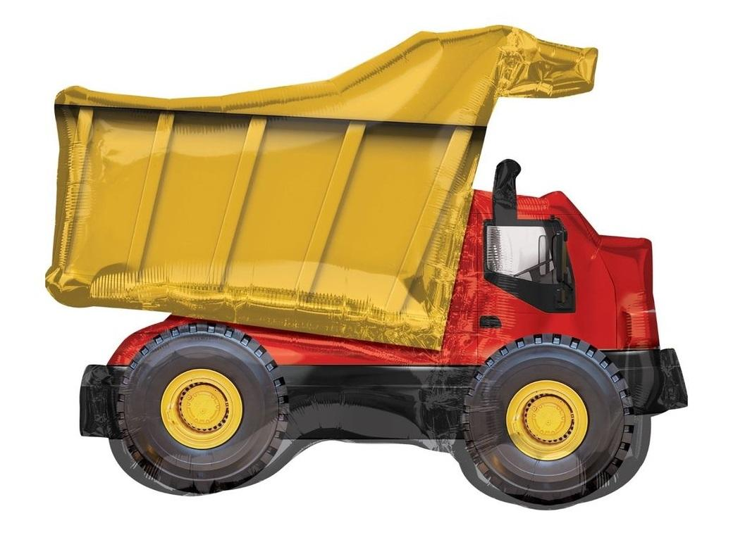 Dump Truck Shape Balloon
