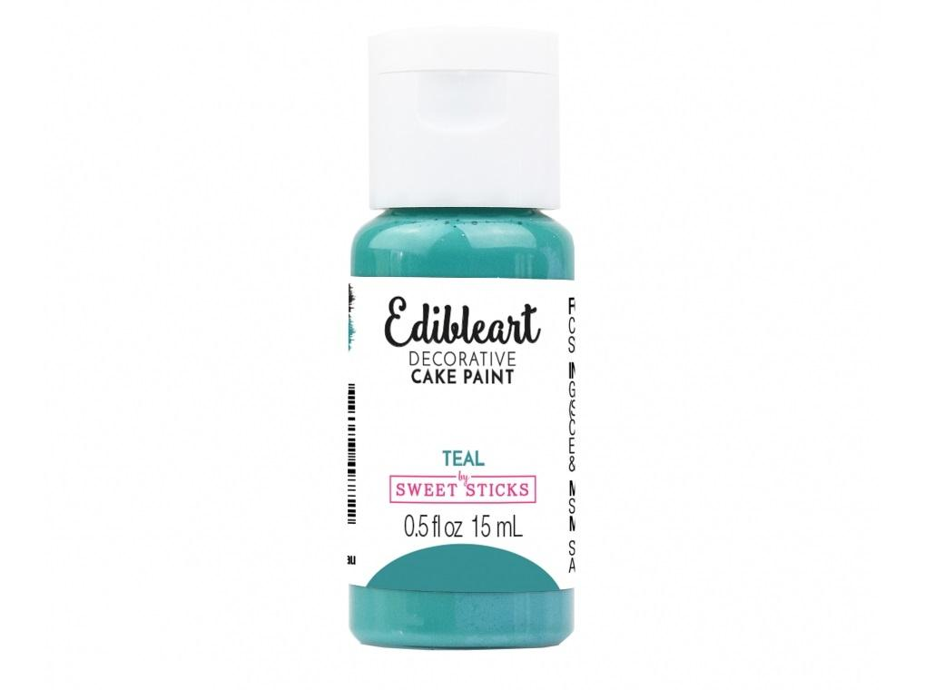 Edible Art Paint - Teal