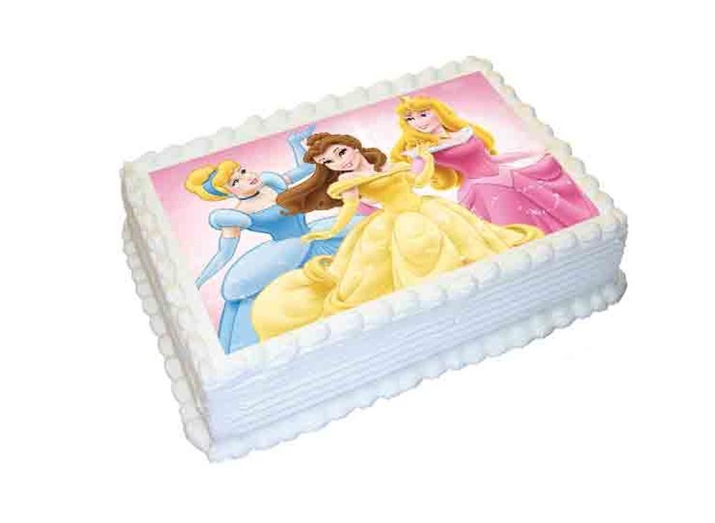 Edible Icing Image - Disney Princess A4