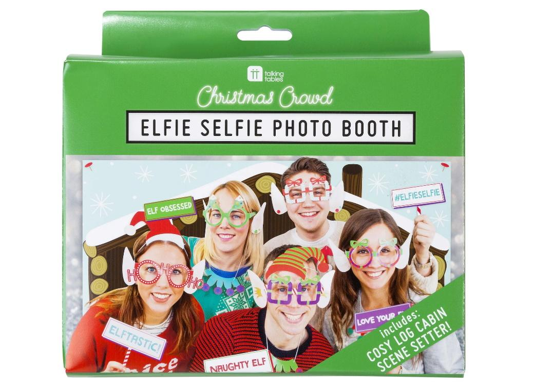 Elfie Selfie Photo Booth Kit