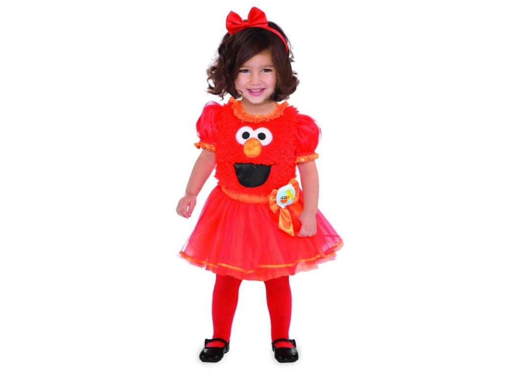 Elmo Costume Dress 18-24m