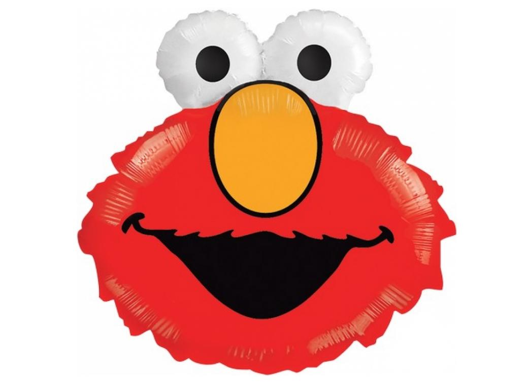 Elmo SuperShape Balloon