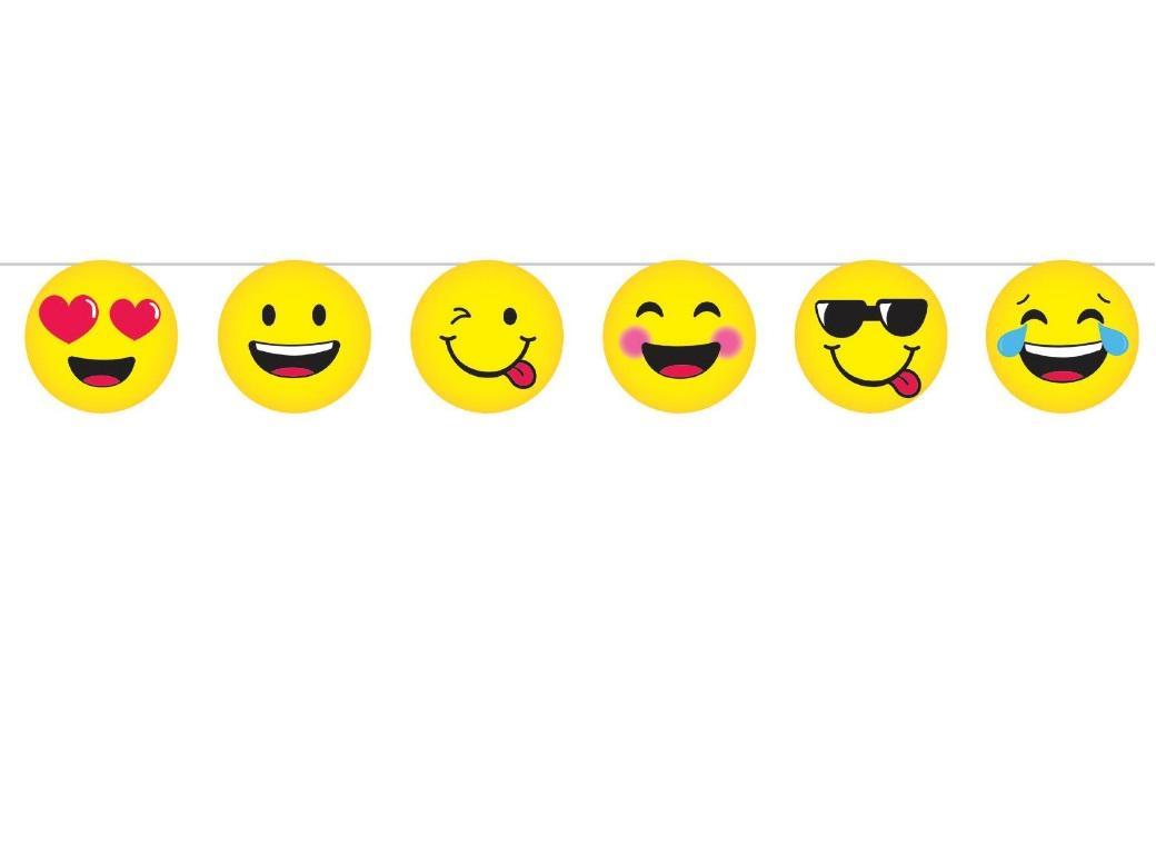 Emoji Party Bunting