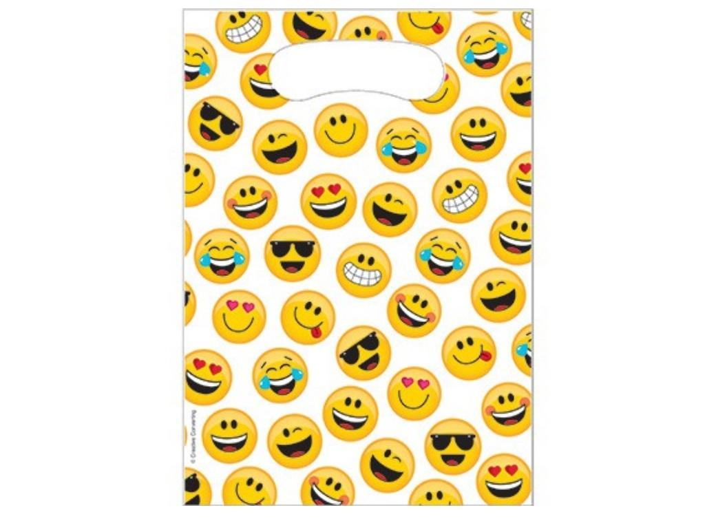 Emoji Loot Bags 8pk