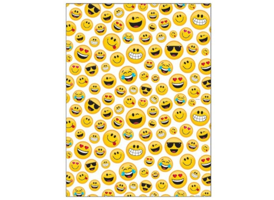 Emoji Party Backdrop