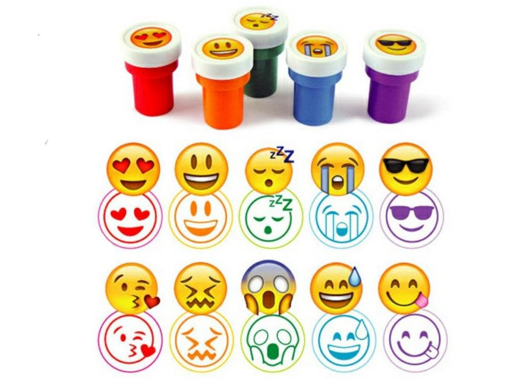 Emoji Self Inking Stamp