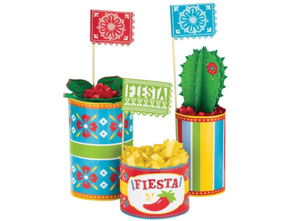 Fiesta Centrepiece Decorations