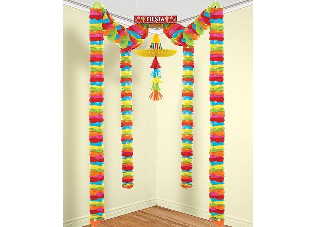 Fiesta All In One Hanging Decorating Kit