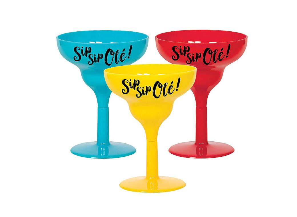 Fiesta Margarita Shot Glasses 6pk