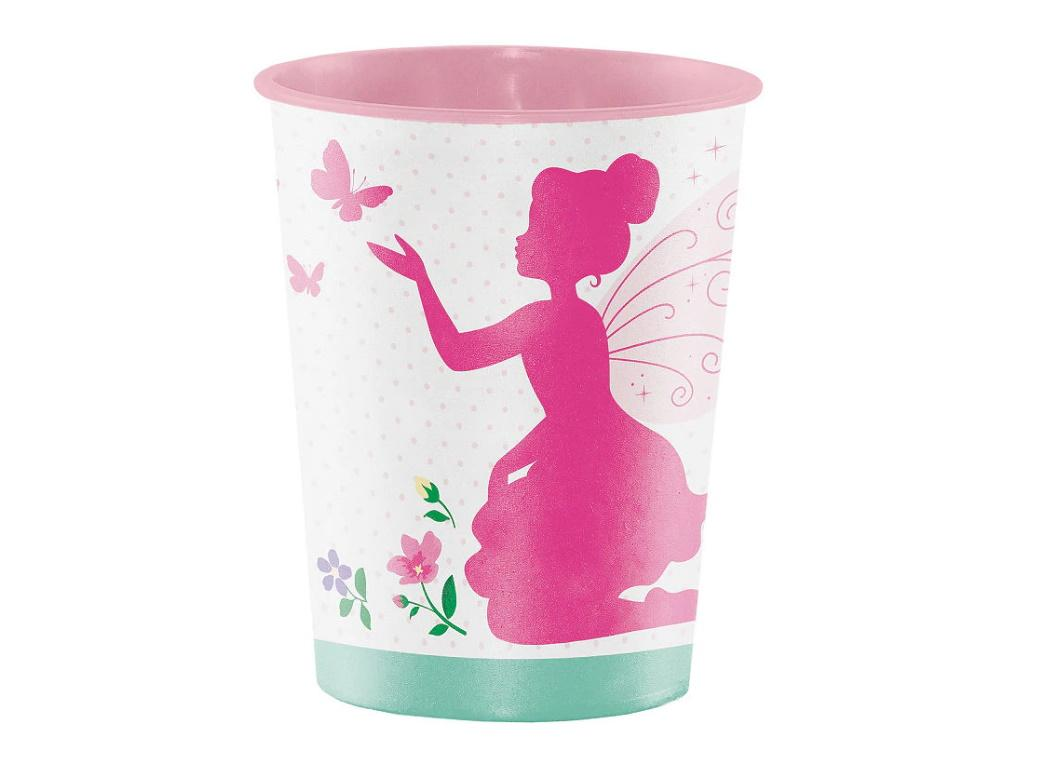Floral Fairy Keepsake Cup