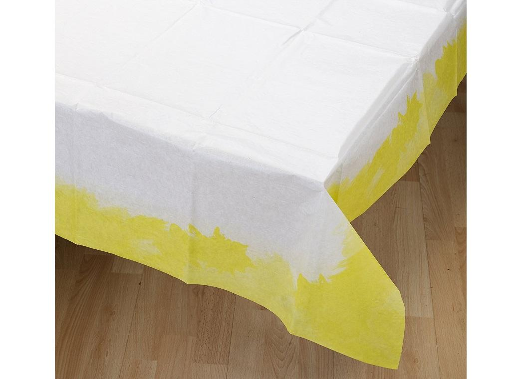Fluro Floral Tablecover
