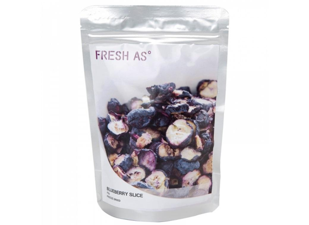 Fresh As Freeze Dried Blueberry Slices