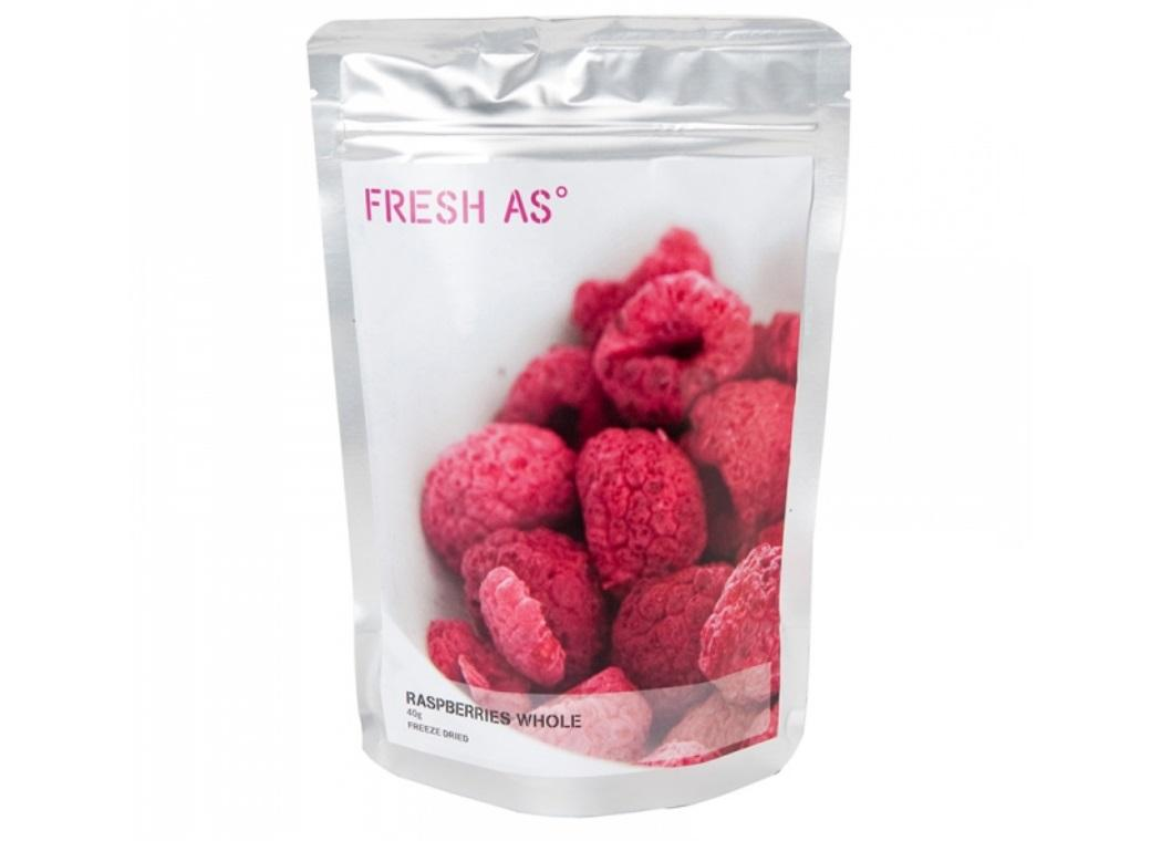 Fresh As Freeze Dried Raspberry Whole