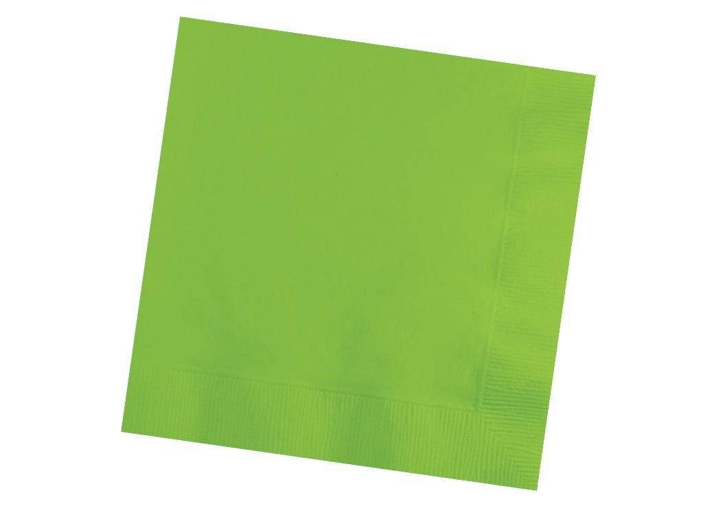 Fresh Lime Lunch Napkins 50pk