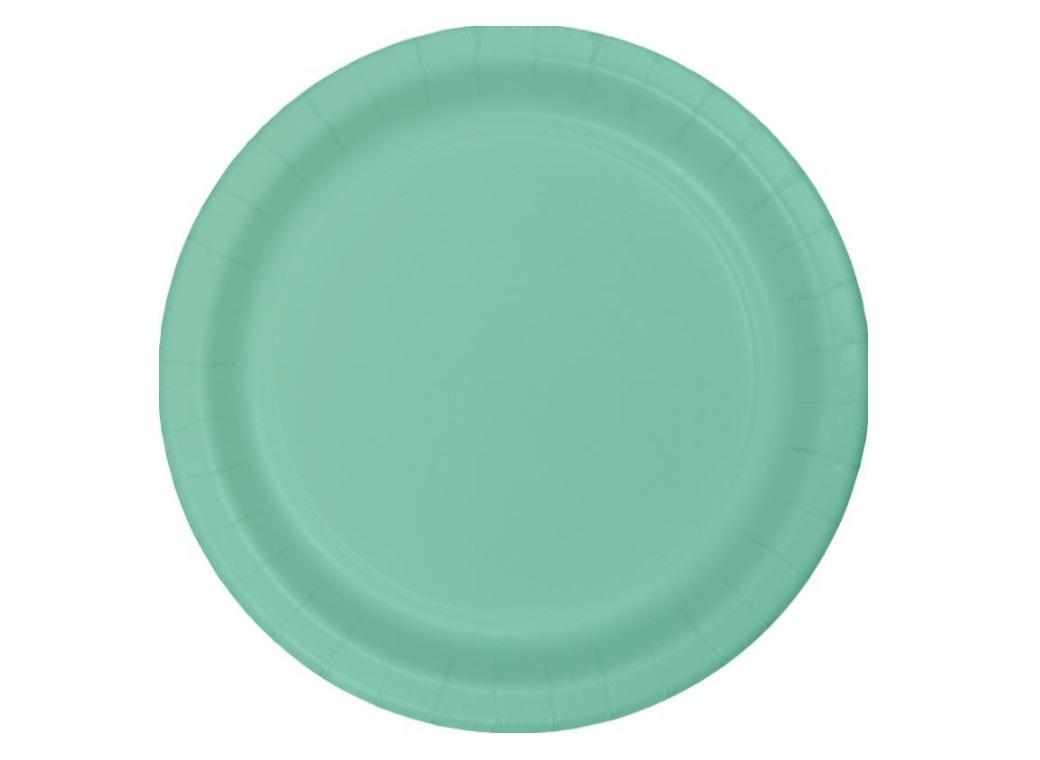 Dinner Plates - Fresh Mint - 12pk