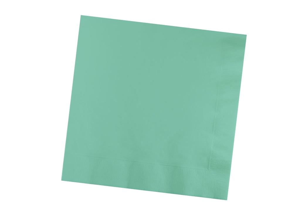 Fresh Mint Lunch Napkins - 50pk