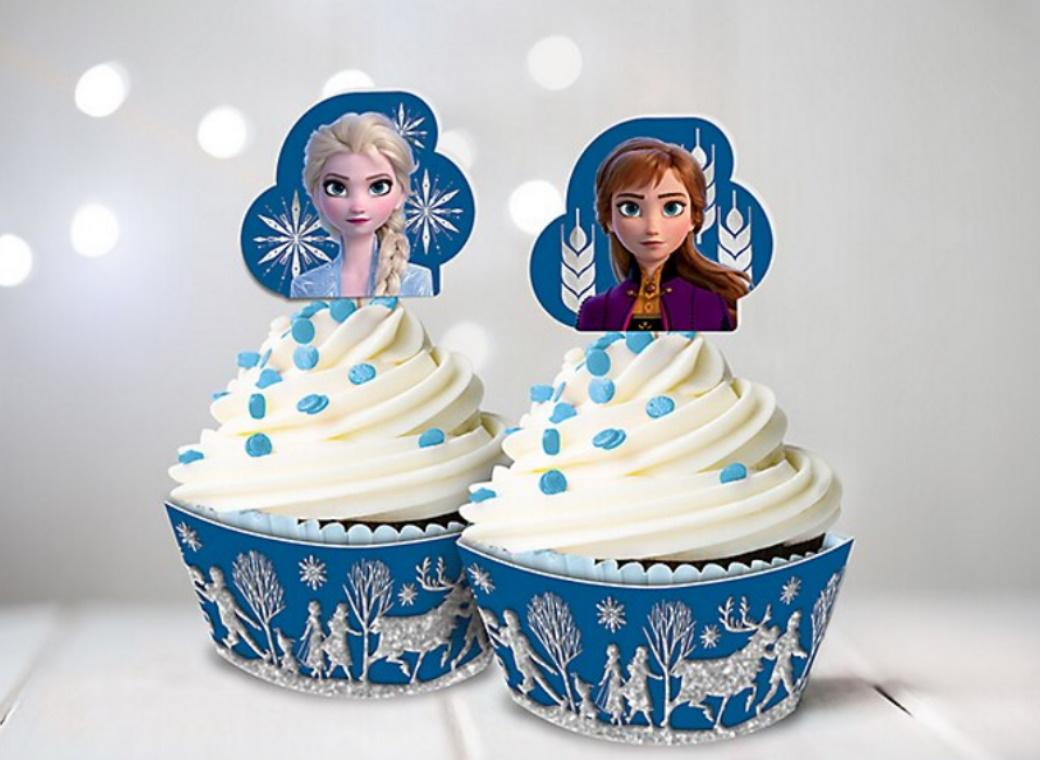 Frozen 2 Cupcake Decorating Kit