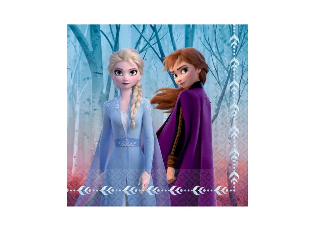 Frozen 2 Exclusive Beverage Napkins 16pk