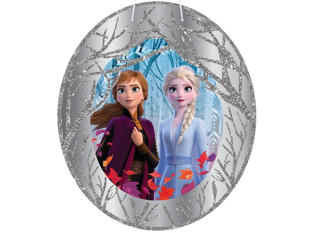 Frozen 2 Glitter Frame Kit
