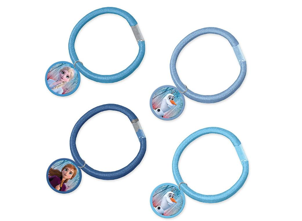 Frozen 2 Hair Ties 8pk