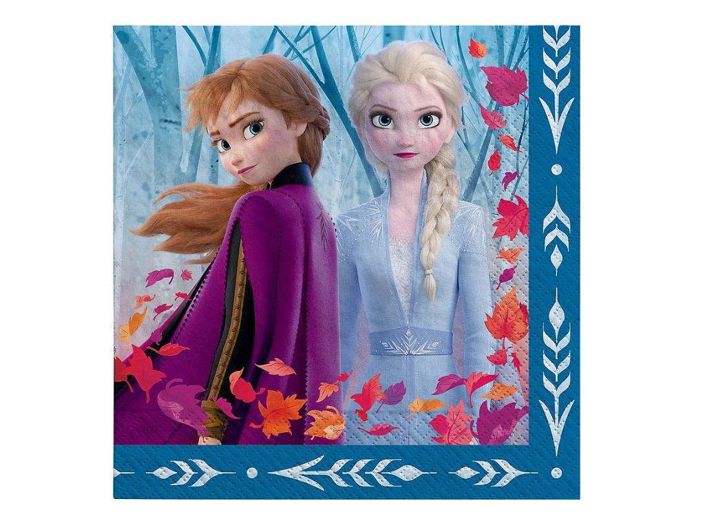Frozen 2 Lunch Napkins 16pk