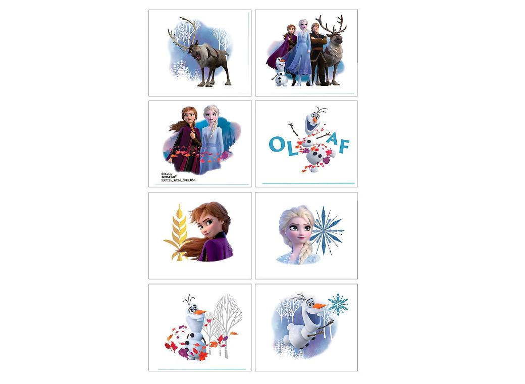 Frozen 2 Tattoos